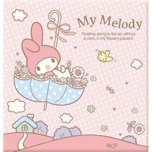 ナカバヤシ Lサイズフエルアルバム サンリオ/マイメロディ ア-LP-132