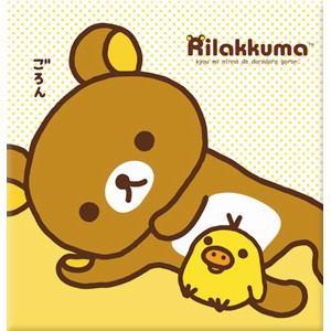 ナカバヤシ Lサイズフエルアルバム リラックマ ア-LP-133-1