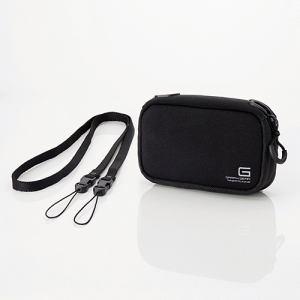 エレコム デジタルカメラケース ブラック DGB-062BK