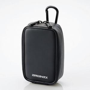 エレコム ZEROSHOCKカメラケース ブラック ZSB-DG014BK