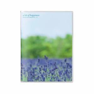 ハクバ Pポケットアルバム NP ポストカードサイズ 20枚収納 ラベンダー APNP-PC20-LVD