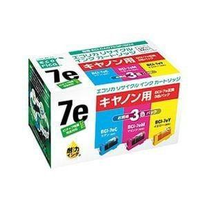 エコリカ CA汎用インク ECICA07E3P/BOX