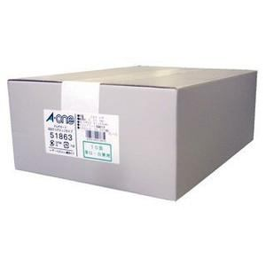 エーワン 51863 マルチカード 各種プリンタ兼用紙 ( A4判 / 10面 / 名刺サイズ / 300シート )