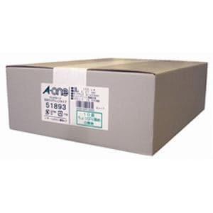 エーワン 51893 マルチカード 各種プリンタ兼用紙 ( A4判 / 10面 / 名刺サイズ / 300シート )