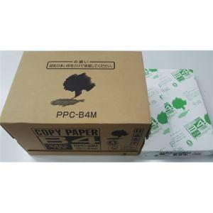 シャープ PPCB4M コピー用紙 B4サイズ  500枚
