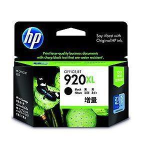 ヒューレット・パッカード CD975AA 【純正】 HP920XL インクカートリッジ 黒 増量タイプ