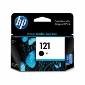 HP CC640HJ HP121 純正インク プリントカートリッジ ブラック