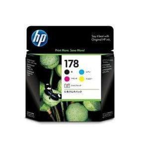 ヒューレット・パッカード CR282AA 【純正】 HP178 インクカートリッジ 5色