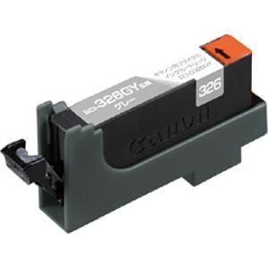 エコリカ ECI-C326GY キヤノン BCI-326GY対応 リサイクルインクカートリッジ グレー