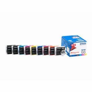 エプソン IC9CL66 純正インクカートリッジ 9色セット ICBK66、ICMB66、ICC66、ICM66、ICY66、ICBL66、ICR66、ICOR66、ICGL66