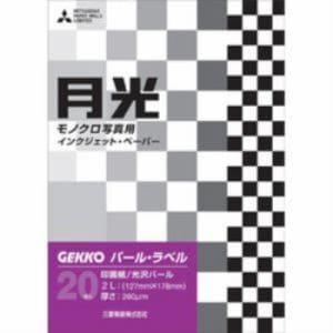 ピクトリコ GKN-2L/20 月光シリーズ GEKKO パール・ラベル 2L 20枚