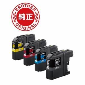 純正インクカートリッジ お徳用4色パック(ブラック・シアン・イエロー・マゼンタ)LC113-4PK インク