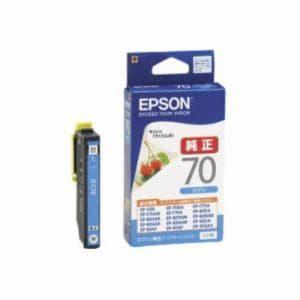 EPSON インクカートリッジ ICC70