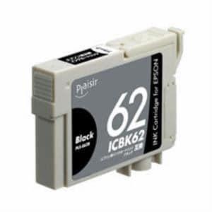 プレジール PLE-E62B 互換プレジールインクカートリッジ ブラック