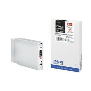 EPSON 【純正】インクカートリッジL(ブラック) ICBK93L