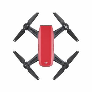 DJI SPARKLRFLYMORECOMBO SPARK Fly More Combo (JP) Lava Red 高性能ミニドローンセット   ラヴァレッド