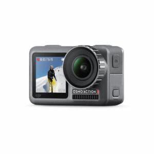 DJI OSMACT アクションカメラ OSMO Action 4K対応 防水