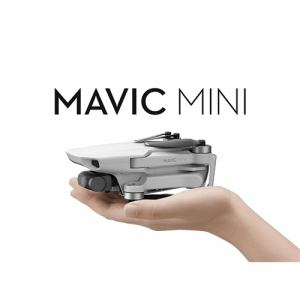DJI MAVIC MINI 折り畳み式ドローン ホワイト