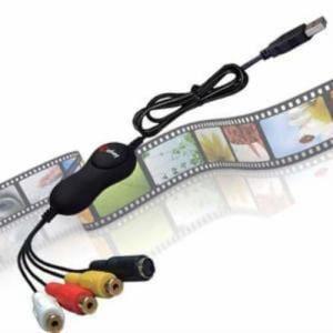 DENNO MVCP-41PS USB2.0ビデオキャプチャユニット