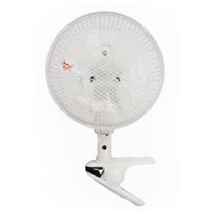 HERBRelax ヤマダ電機オリジナル YFA-K18B ACクリップ扇風機