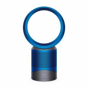 ダイソン DP03IB 空気清浄機能付きテーブルファン 「Dyson Pure Cool Link」 アイアン / ブルー