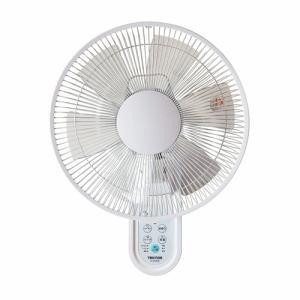 テクノス KI-W280R 30cm羽根フルリモコン扇風機 TEKNOS  ホワイト
