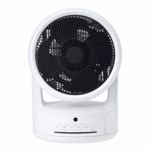 スリーアップ HC-T1805WH 衣類乾燥機能付サーキュレーター ヒート&クール ホワイト