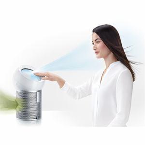 ダイソン BP01WS 空気清浄パーソナルファン Dyson Pure Cool Me  ホワイト/シルバー