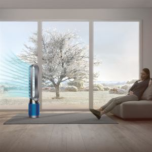 ダイソン TP04IBN 空気清浄タワーファン Dyson Pure Cool  アイアン/ブルー