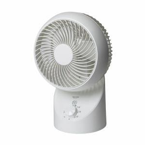 テクノス SAK330 3D首振りサーキュレーター   ホワイト