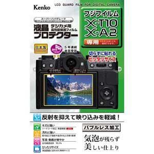 ケンコー KLP-FXT10 富士フイルム X-T10/X-A2用 液晶プロテクター