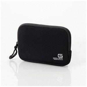 エレコム DGB-065BK デジタルカメラケース ブラック