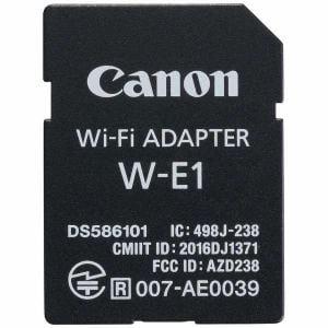 キヤノン W-E1 Wi-Fiアダプター