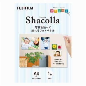 富士フイルム WD-KABE-AL-A4 シャコラ(shacolla) 壁タイプ 1枚入り A4サイズ