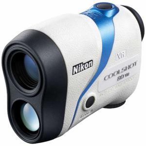 ニコン LCS80VR 携帯型レーザー距離計 「COOLSHOT 80 VR」