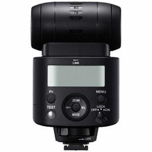 ソニー HVL-F45RM 電波式ワイヤレス通信対応 外付けフラッシュ