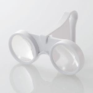 エレコム P-VRG06WH VRグラス(極小タイプ) ホワイト