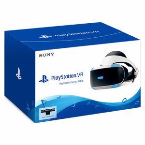 PlayStationVR PlayStationCamera同梱版 CUHJ-16003