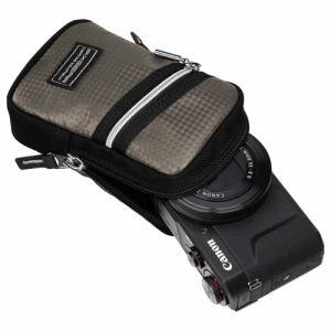 ハクバ SPG-CS-CPMGM ピクスギア CS カメラポーチ M ガンメタリック