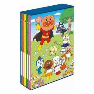 ナカバヤシ アPL-270-19-1 アンパンマン 5冊BOXポケットアルバム L判270枚収納(おえかき)