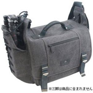 キング A450 キャンバスバッグ エスハイム(ETSHAIM)  ナチュラルブラック