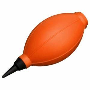 ハクバ KMC-80OR シリコンブロアー ソフトショートノズル オレンジ