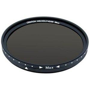 マルミ光機 CREATION-VARI-ND58MM NDフィルター