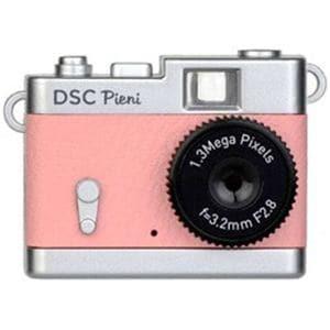 ケンコー DSCPIENICP トイカメラ DSC Pieni(コーラルピンク)