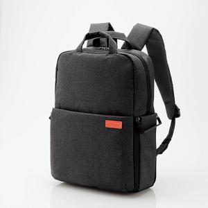 エレコム DGB-S041BK off toco 2STYLEカメラバックパック(2018モデル Mサイズ) ブラック