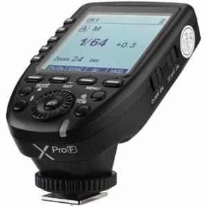 ゴドックス X Pro F TTL対応フラッシュトリガー フジフイルム用
