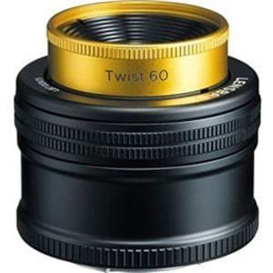 レンズベビー 交換レンズ Twist 60(ツイスト60mm) F2.5【キヤノンEFマウント】