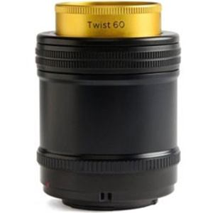 レンズベビー 交換レンズ Twist 60(ツイスト60mm) F2.5【ソニーEマウント】