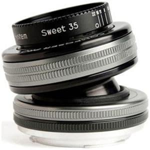 レンズベビー 交換レンズ コンポーザープロII スウイート35 (ニコンFマウント)