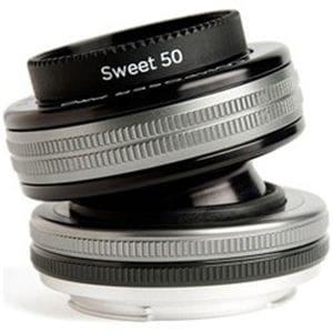 レンズベビー 交換レンズ コンポーザープロII スウイート50 (キヤノンEFマウント)